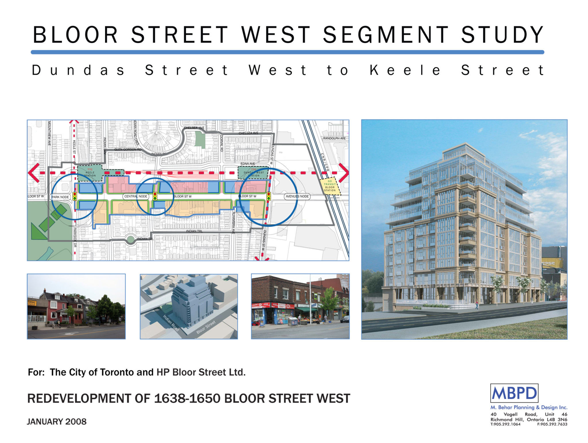 1638 1650 bloor street west toronto mbpd