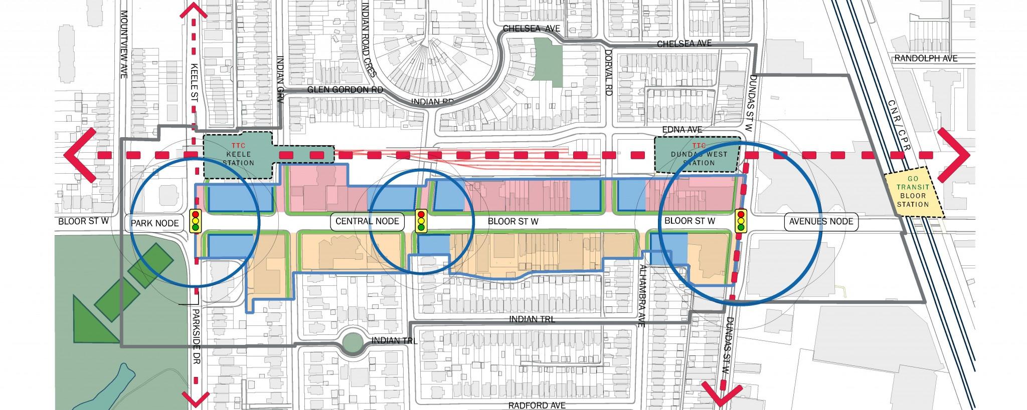 Bloor Street West Segment Study