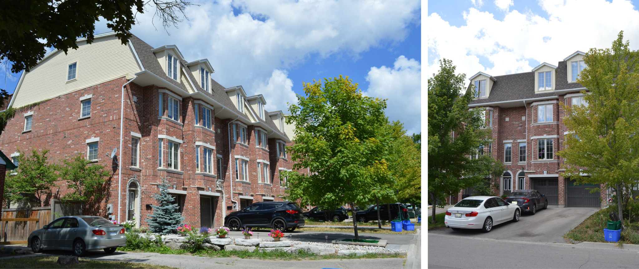 Benson Avenue and Hall Street Townhouses