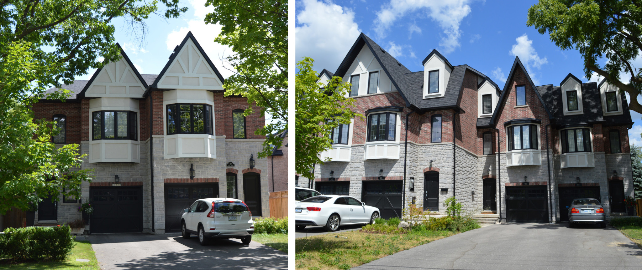 Hunt Avenue Townhouses and Lucas Street Semi-detached
